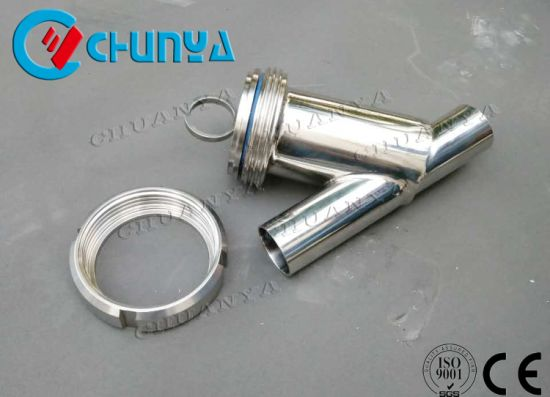 Y Stainless Filters Strainer Steel Polished Water Filter Housing