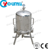 Stainless Steel Wine Membrane Filter Beer Lenticular Filter Housing