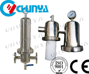China Industrial Manufacturer Auto H Series Compressed Air Filter Housing