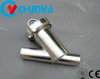Industrial High Quality Valve Sanitary Y-Type Stainless Strainer Steel Water Filter Housing