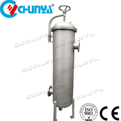 High Flow Rate Multi Cartridge Filter of Purification Filter