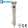 Stainless Steel Polished High Flow Single Cartridge Filters Housing
