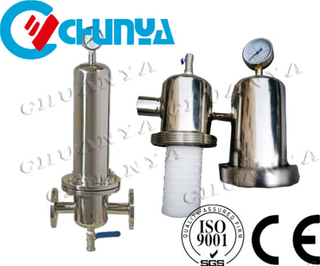 China Professional Filter Housing Manufacturer Stainless Steel Filter Core