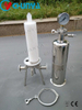RO System Stainless Steel High Flow Filter Single Cartridge Filter