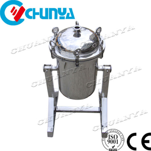Stainless Steel Titanium Rod Filter Housing for Oil and Chemical