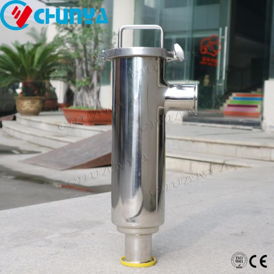 Industrial Ss Water Filtration Equipment for Food & Beverages