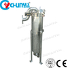 Industrial Stainless Steel Customized Water Purifier Top Entry Bag Filter