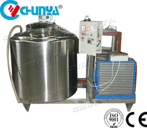 Water Storage Stainless Steel Jacketed Tank